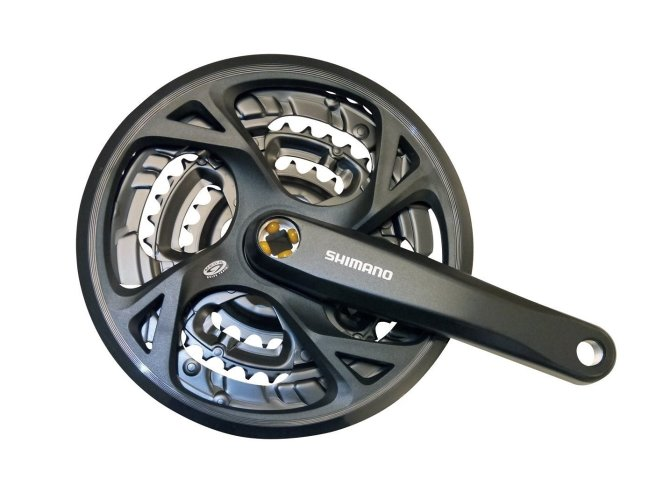 Shimano pogon Acera FC-M371 175mm 44-32-22
