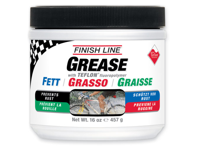 Finish Line mast Premium Grease Teflon 457 g