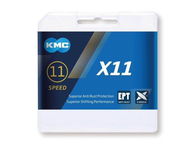 KMC lanac X11 EPT 11 brzina
