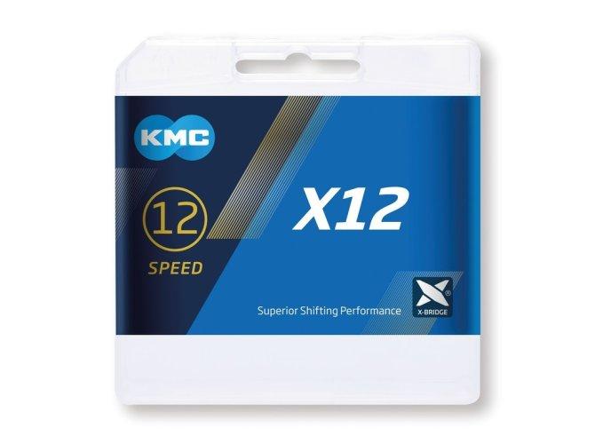 KMC lanac X12 Silver 12 brzina