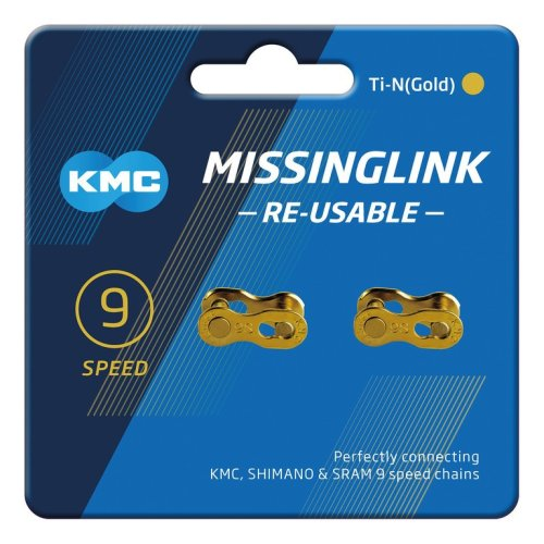 KMC spojnica lanca 9R 9 brzina