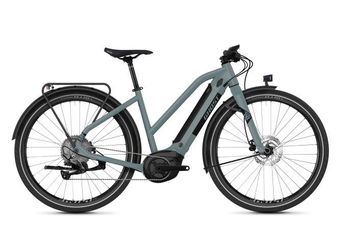 Ghost električni bicikl E-square Travel 2021.