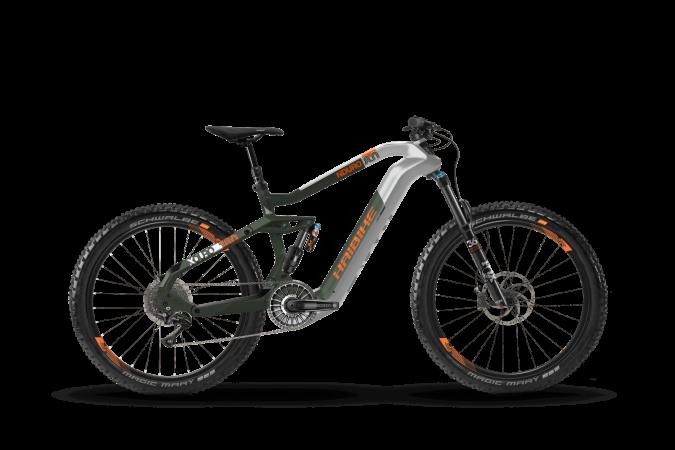 Haibike električni bicikl XDURO NDURO 8.0 2021.