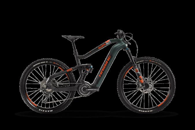 Haibike električni bicikl XDURO ALLMTN 8.0 2021.