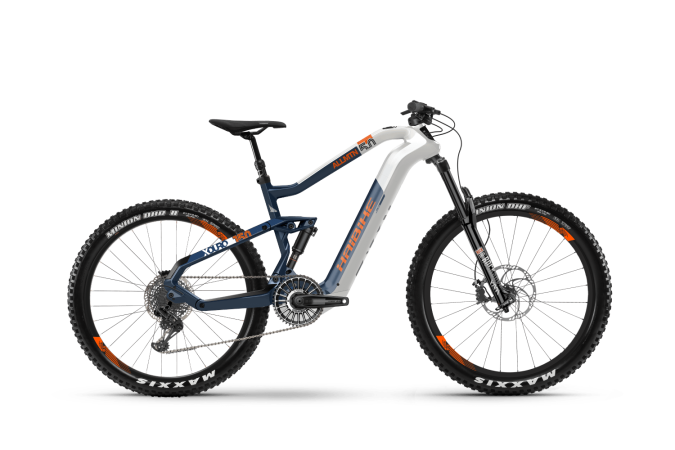 Haibike električni bicikl XDURO ALLMTN 5.0 2021.