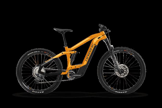Haibike električni bicikl ALLMTN 4 2021.