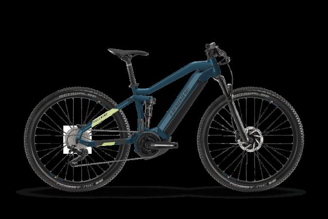 Haibike električni bicikl FULLNINE 5 2021.