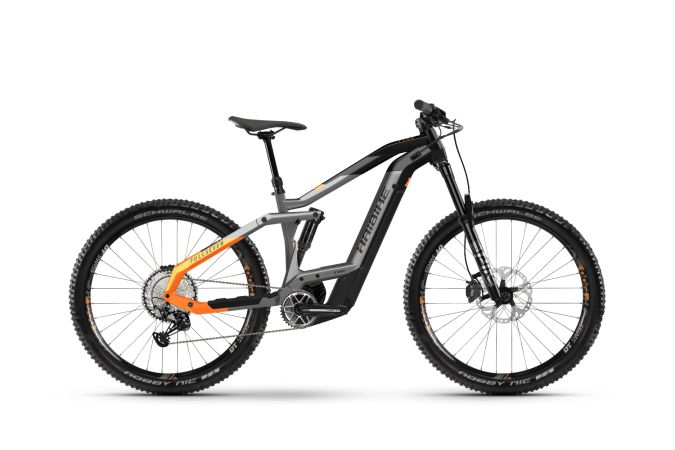 Haibike električni bicikl FULLSEVEN 10 2021.