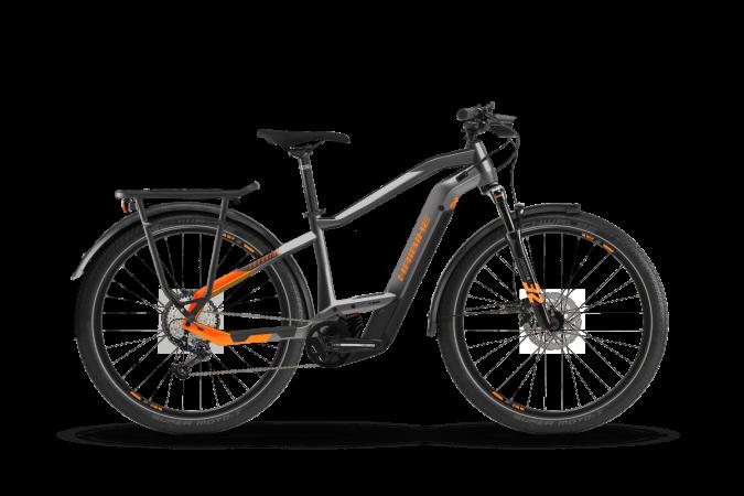 Haibike električni bicikl TREKKING 10 2021.