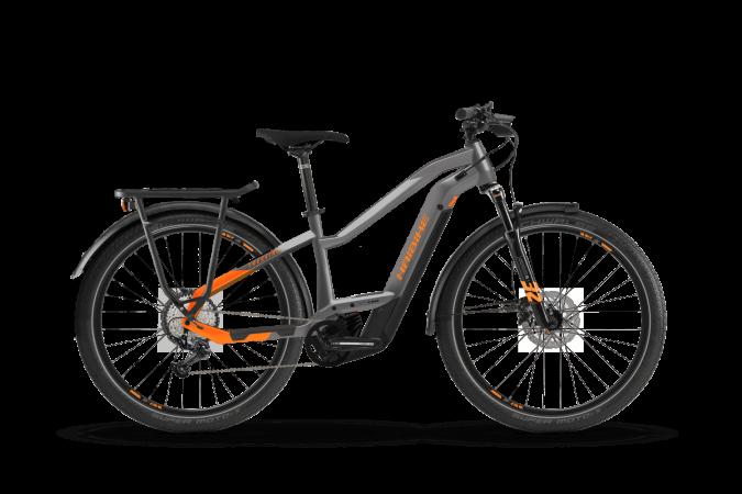 Haibike električni bicikl TREKKING 10 Lowstandover 2021.