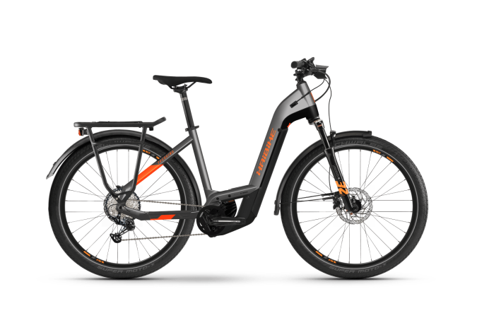 Haibike električni bicikl TREKKING 10 Lowstep 2021.