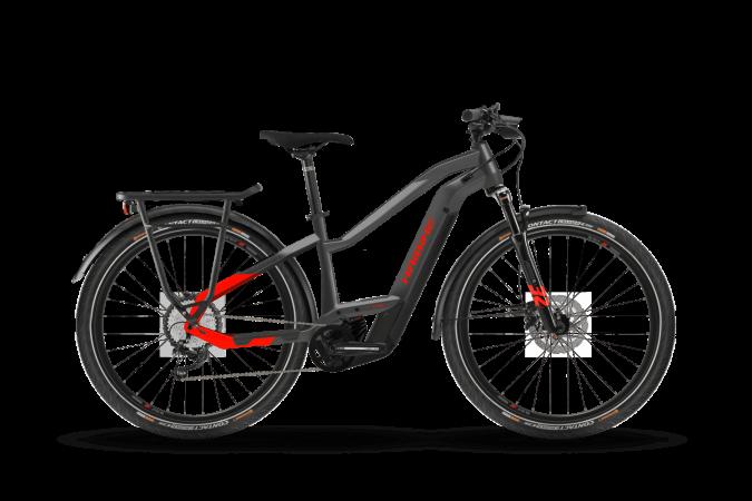 Haibike električni bicikl TREKKING 9 Lowstandover 2021.