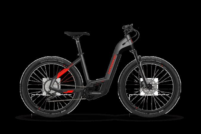 Haibike električni bicikl TREKKING CROSS Lowstep 9 2021.