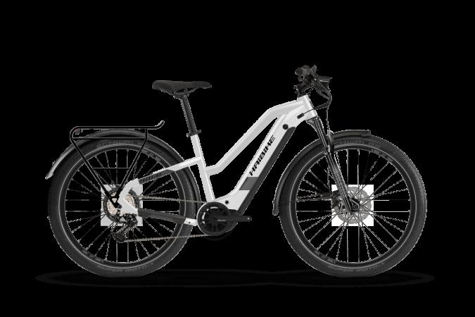 Haibike električni bicikl TREKKING 8 Lowstandover 2021.