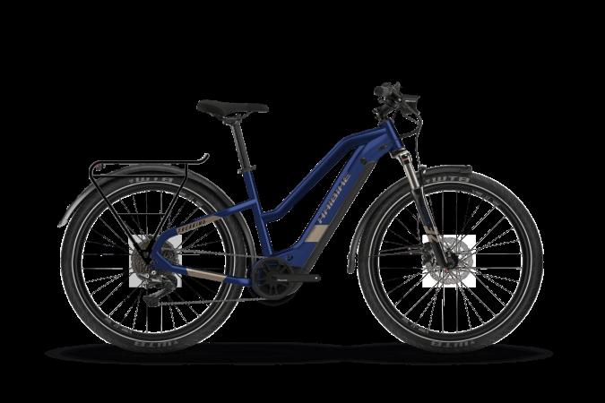 Haibike električni bicikl TREKKING LOWSTANDOVER 7 2021.