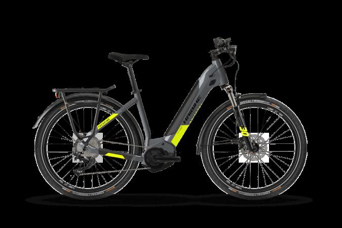 Haibike električni bicikl TREKKING LOWSTEP 6 2021.