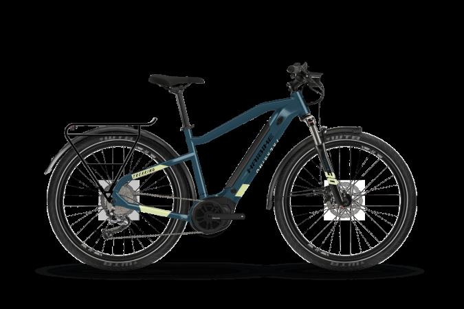 Haibike električni bicikl TREKKING 5 2021.
