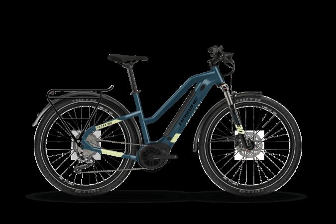 Haibike električni bicikl TREKKING 5 LOWSTANDOVER 2021.