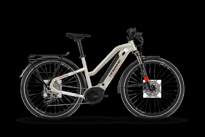 Haibike električni bicikl TREKKING 4 LOWSTANDOVER 2021.