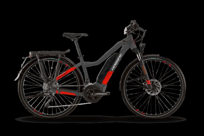 Haibike speed električni bicikl TREKKING S 9.0 LOWSTANDOVER 2021.