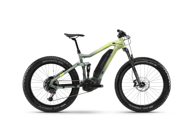 Haibike električni Fat Bike bicikl FULLFATSIX 2021.