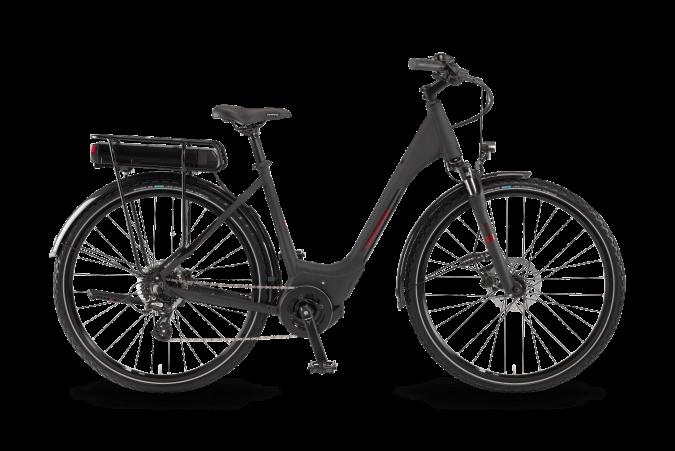 Winora električni bicikl Yucatan 8