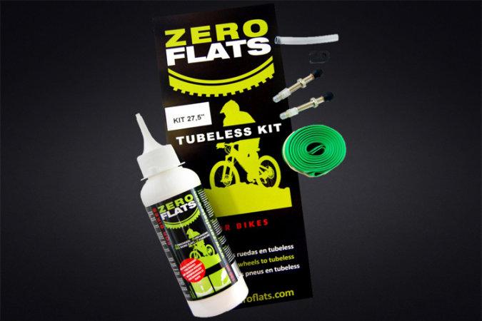 """Zero Flats Tubeless kit 27.5"""""""
