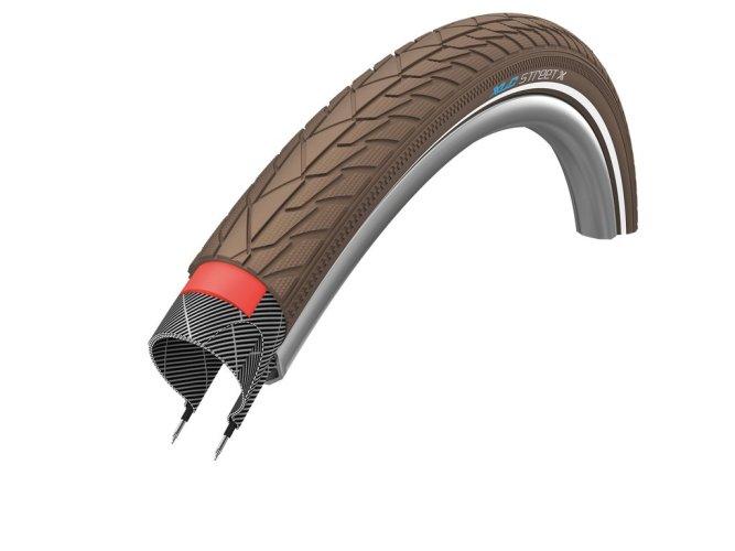 XLC vanjska guma 42-622 StreetX