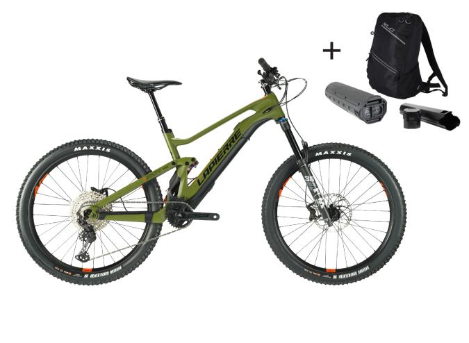 Lapierre električni bicikl eZesty AM 9.2 + GRATIS baterija
