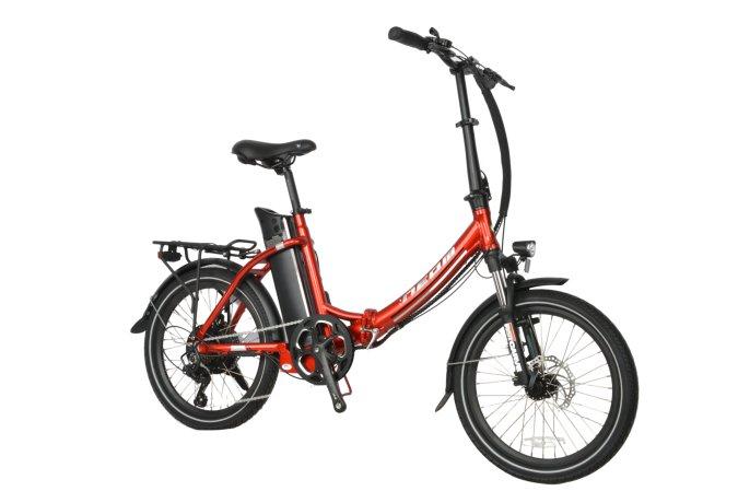 """Neom električni sklopivi bicikl 20"""" Letric GO"""