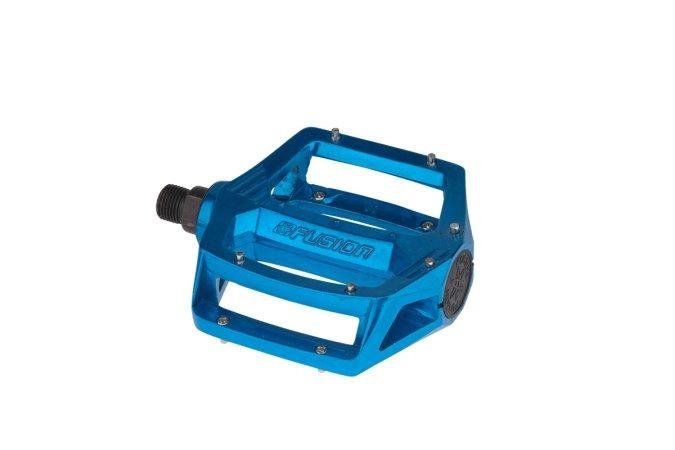 Haro pedale Flat Fusion blue