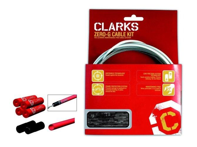 Clarks set sajli i bužira za kočnice 7153D