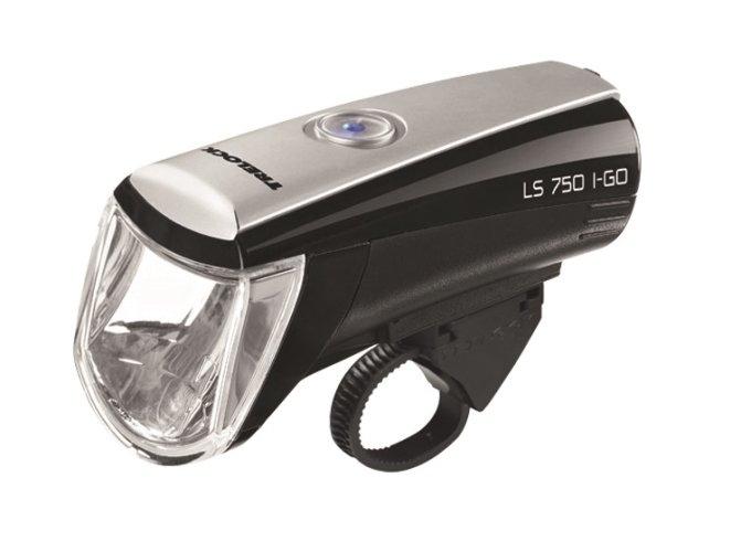 Trelock prednje led svjetlo LS 750 I-GO®