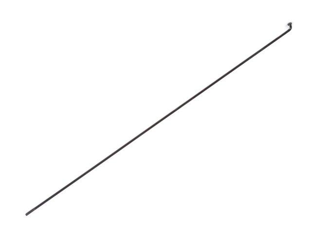 Mach1 žbica sa niplom Plus inox 2.0/266mm crna